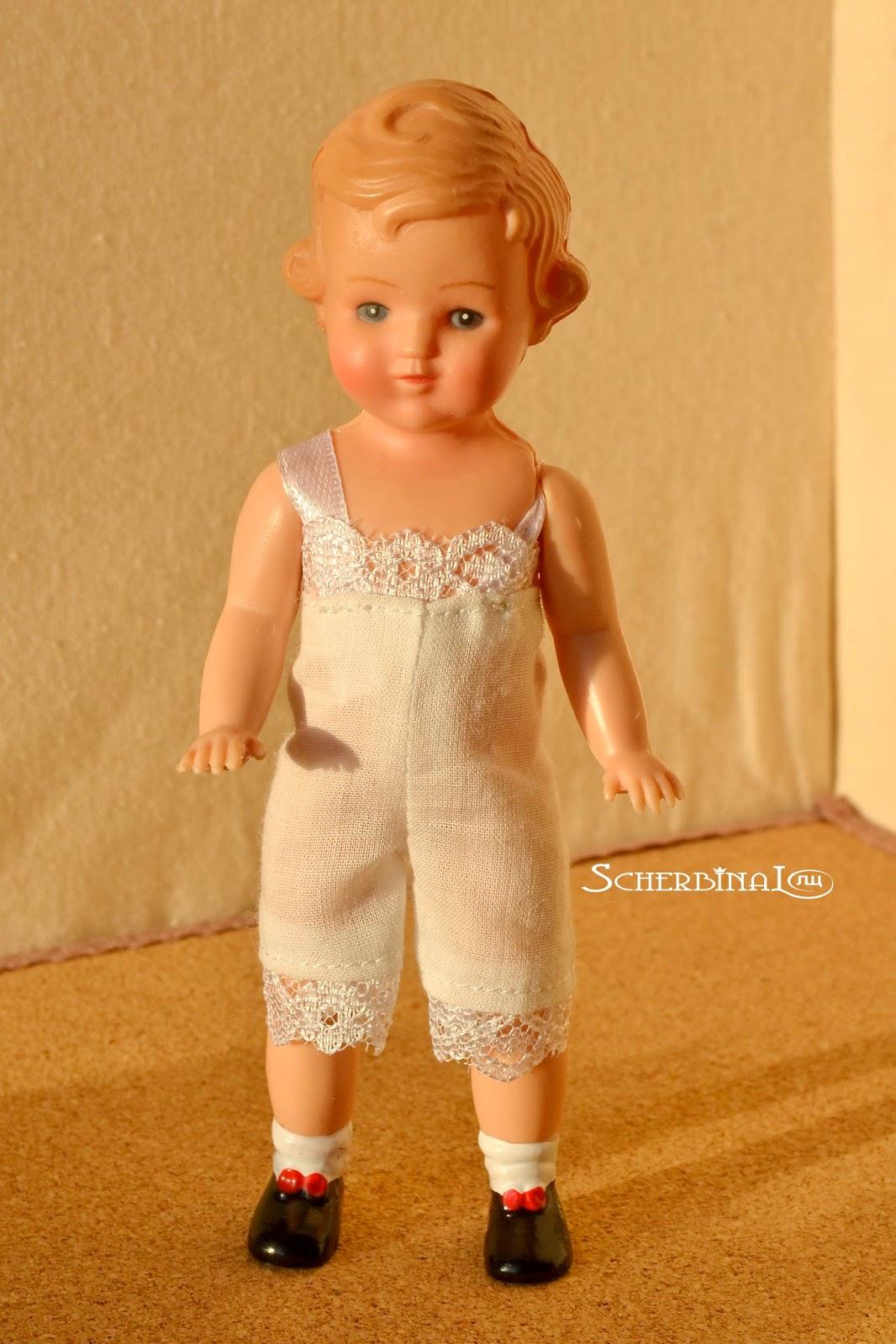 кукла домовой своими руками схема