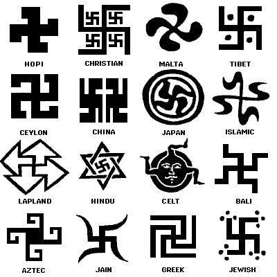 Astitva Sacred Swastikas In Different Cultures