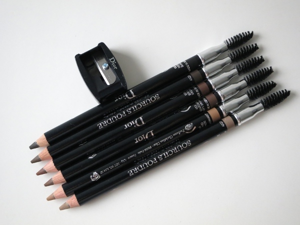 Dior Sourcils Poudre Powder Eyebrow Pencil