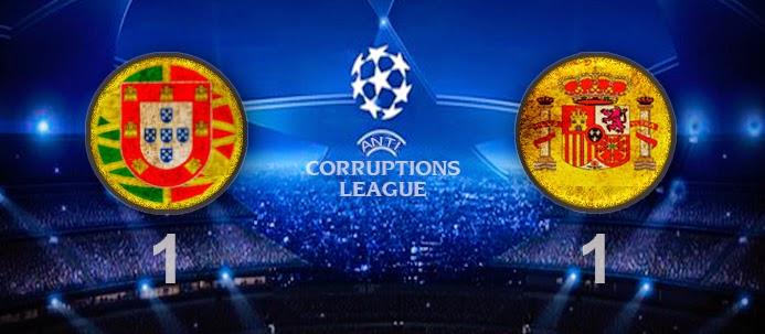 Portugal 1   Espanha 1