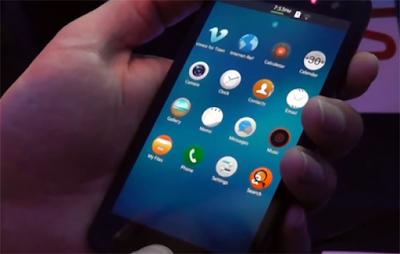 Samsung Lanzara nuevos Smartphones bajo el sistema Tizen