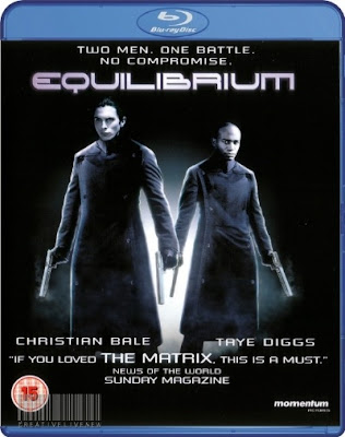 Equilibrium Movie Poster