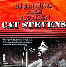 Morning has broken Cath Stevens Album Cover