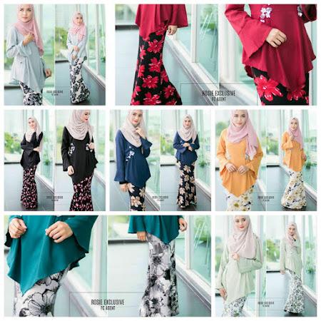 Pelbagai koleksi Baju Muslimah Yang Menawan.Rekaan Terkini Yang Sangat Exclusive. Ready Stock