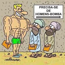 O homem-bomba