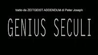 Genius Seculi, locandina