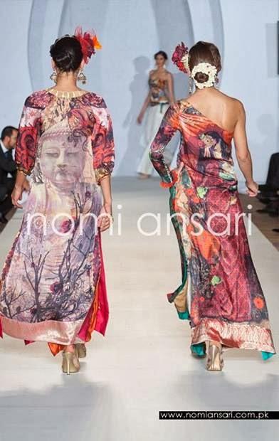 Nomi Ansari Party Wear