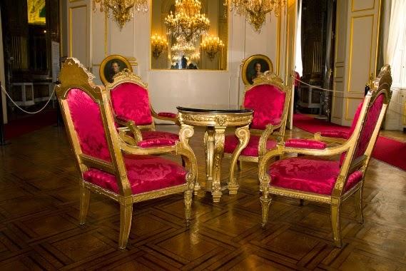 Royalement blog palais royal de bruxelles le salon du penseur - Salon de the palais royal ...