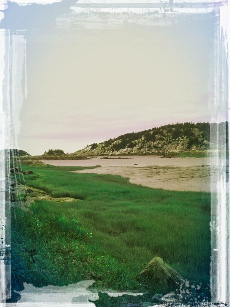 Saguenay fjord, Tadoussac