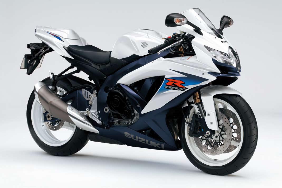 2011 Suzuki Gsxr600