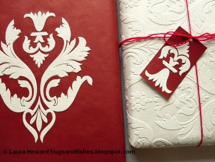 gift wrap ideas 7 wallpaper - Elegant Christmas Wrapping Paper