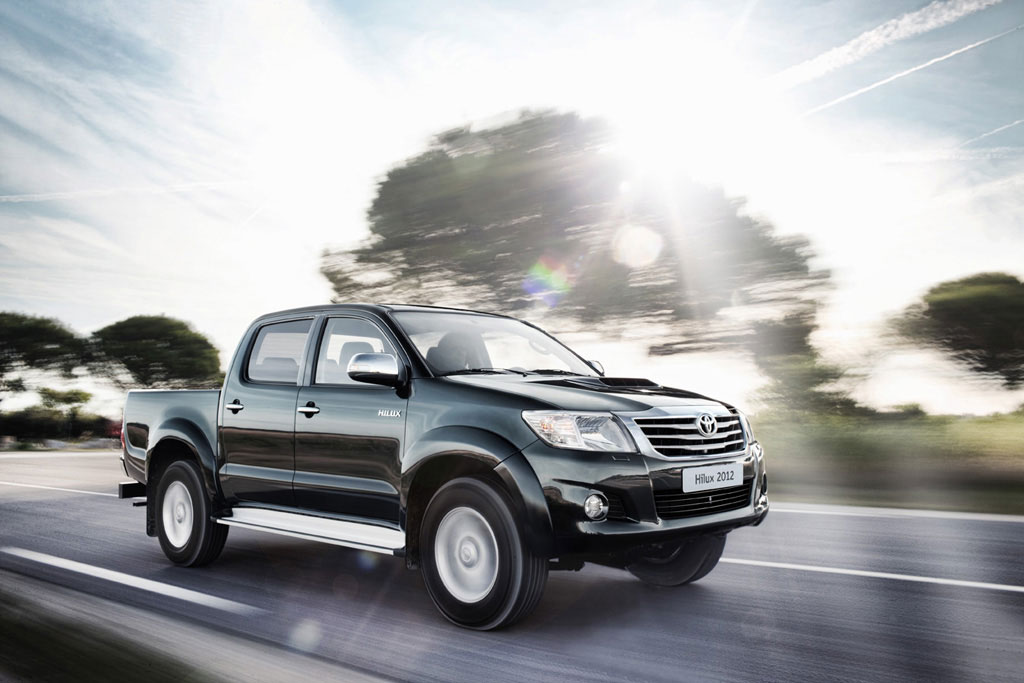 Toyota Hilux 2012-2013 en Perú I Video en Full HD I