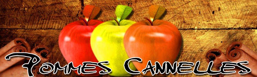 Pommes Cannelles