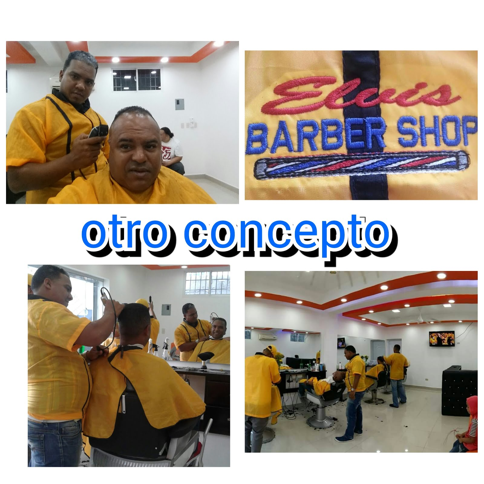 Elvis Barber Shop