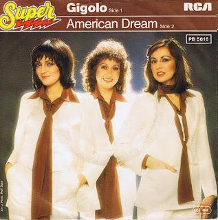 SUPER - Gigolo ,Vinyl 7 \