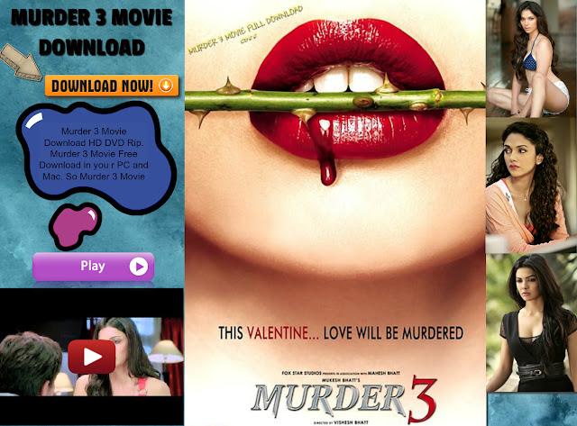 Murder 3_hot