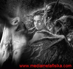 Kisah Mistis: Istriku Berselingkuh dengan Jin Tomang - mediametafisika.com