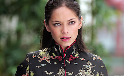 Kristin Kreuk Latest Wallpaper