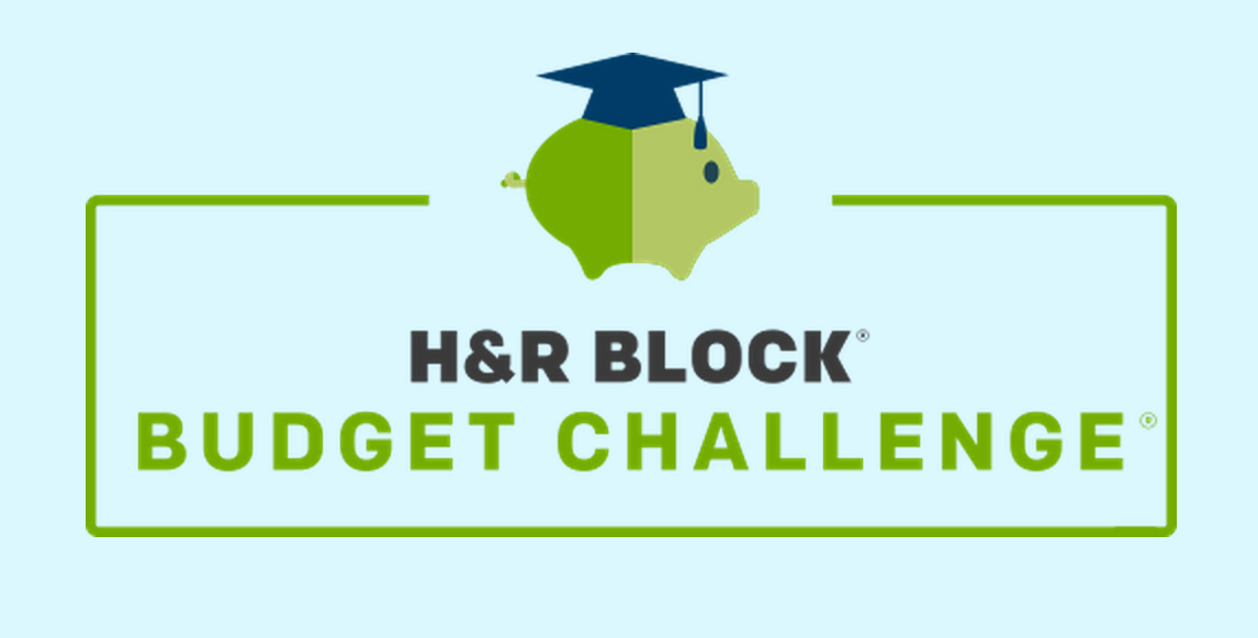 Image result for h&r block budget challenge