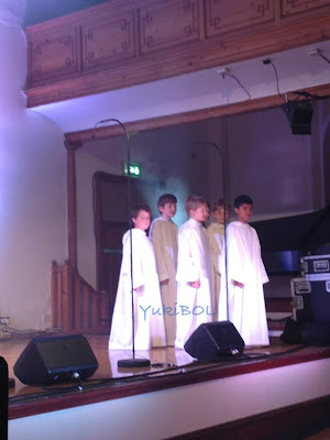 Picture of newbie Libera boys
