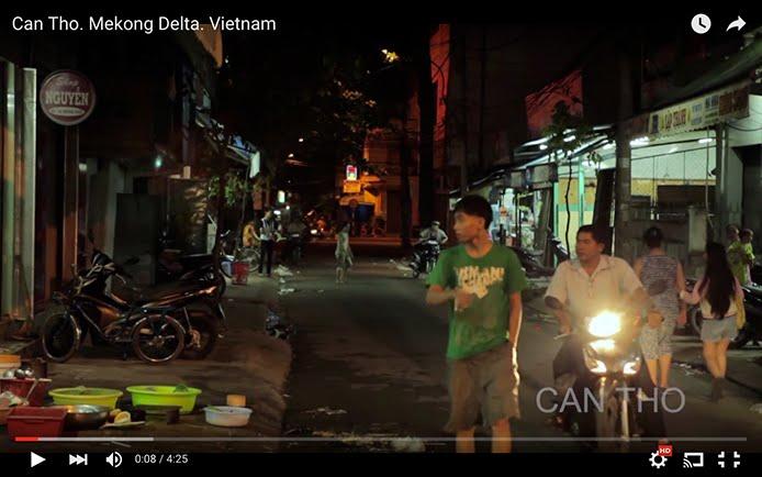 Can Tho. Mekong