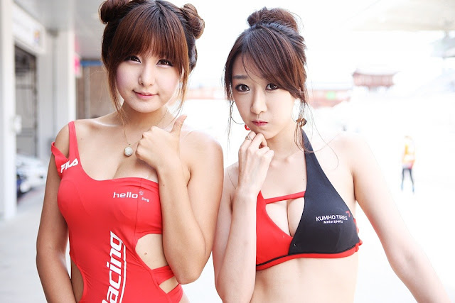 4 Ryu Ji Hye at CJ SuperRace R3 2012-very cute asian girl-girlcute4u.blogspot.com
