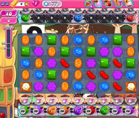 Candy Crush Saga 778
