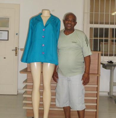 Curso de aperfeiçoamento em modelagem e costura