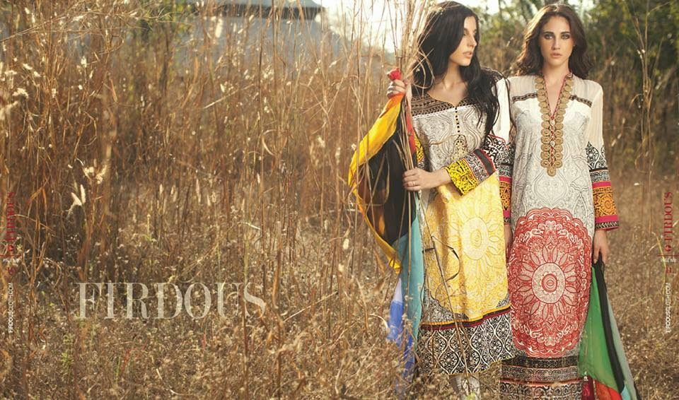 Firdous casual summer dresses