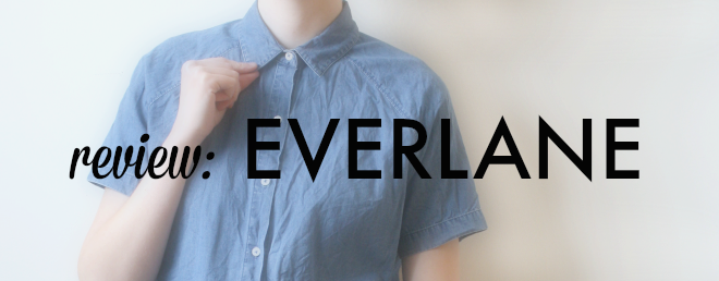 everlane review