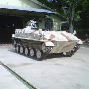 Pindad Selesaikan Prototype Tank Medium