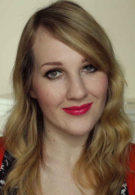 MAC Viva Glam Miley Cyrus 1 Lipstick Swatches & Review