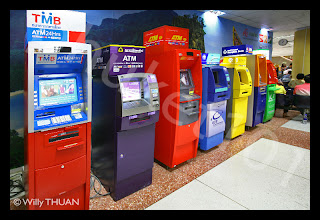 ATM at Phuket Airport
