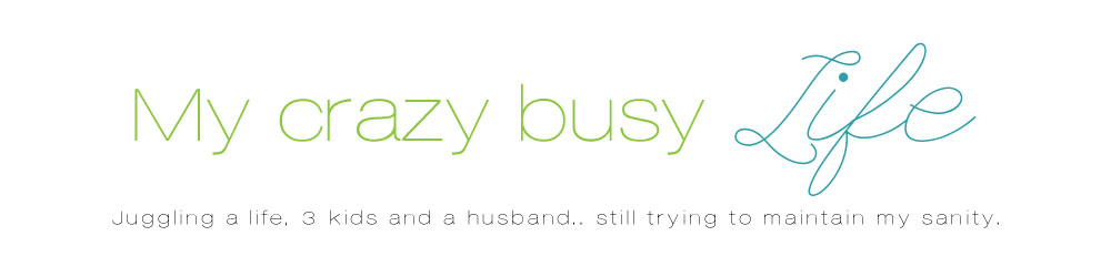 My Crazy Busy Life