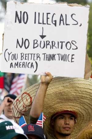 No illegals
