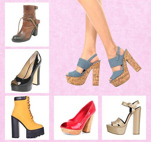 High Heels Yang Mulai Jadi Trend 2015