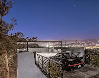 Desain Rumah Minimalis Modern Atap Garasi gambar 2