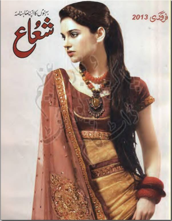 Free Download Shuaa Digest May 2013