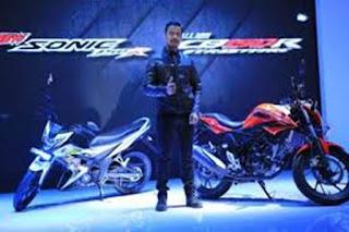 Honda CB150R dan New Sonic 150R