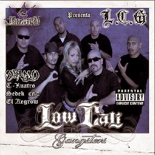 Dyablo Presenta - Low Cali Gangsters