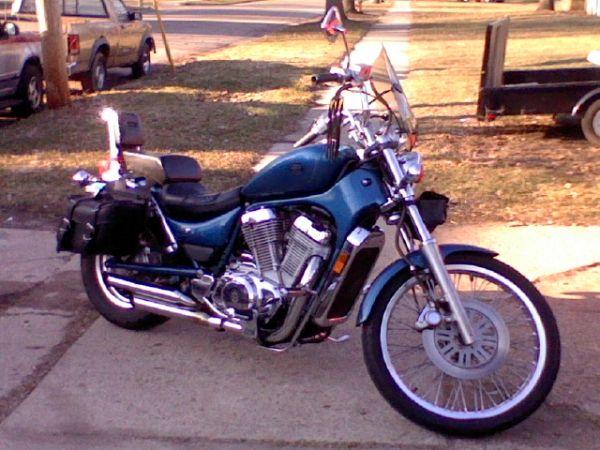suzuki vs750 intruder motorcycle 1988 1991 complete electrical 1991 suzuki vs750 intruder