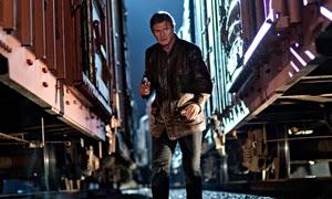 Liam Neeson en Una noche para sobrevivir