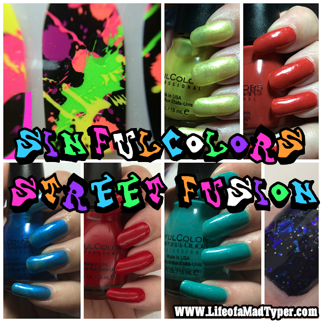 SinfulColors Street Fusion