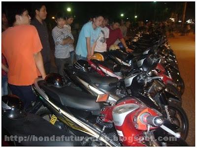 Honda Future Club Offline lần 1