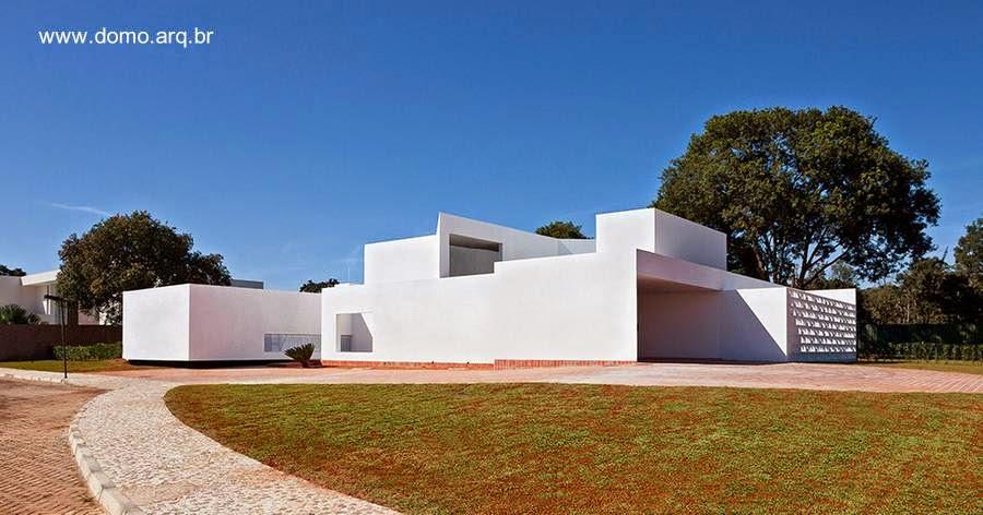 Casa Migliari residencia contemporánea en Brasil