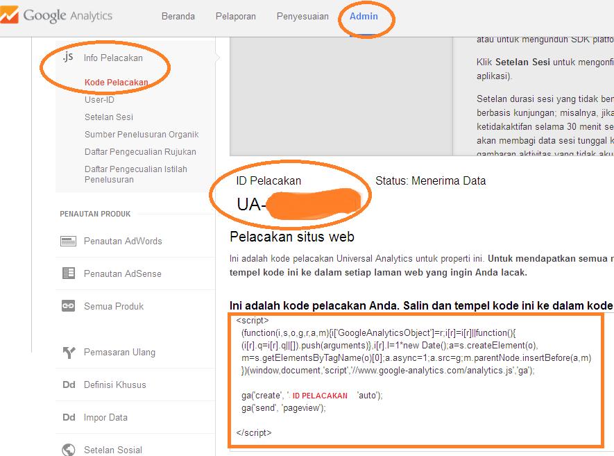 Apa itu Google Analystic dan Cara Memasang di Blog