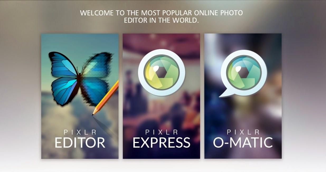 Editor de fotos px express