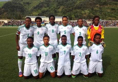 Nigeria 2-0 Cameroon: Super Falcons are 2014 African Women Champions