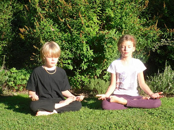 Meditative Moments at Le Mournet, Ardeche