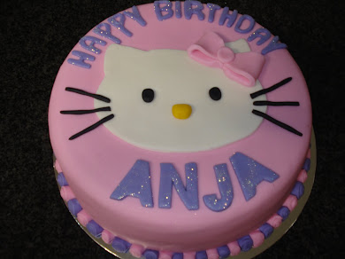 Hello Kitty Cake  - Anja